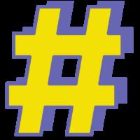 hashtag_A